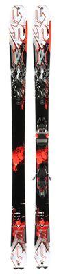K2 Amp Rictor 90Xti Skis w/ Marker MXC 14 Bindings - Men's