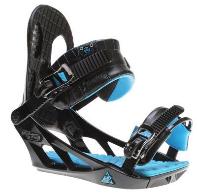 K2 Hurrithane Snowboard Bindings - Men's