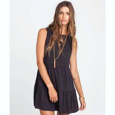 BillaBong Out At Sea Knit Tank Dress
