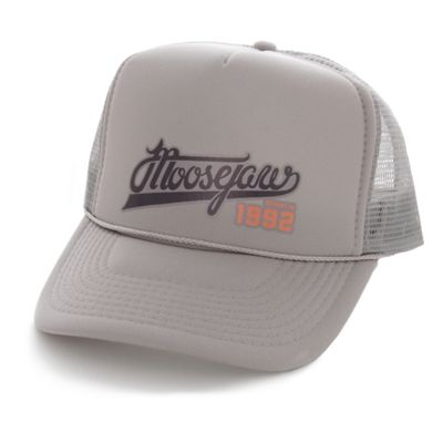 Moosejaw White Lightning Mesh Trucker Hat