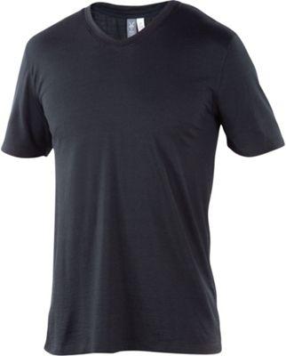Ibex Men's Axis V-Neck T Shirt