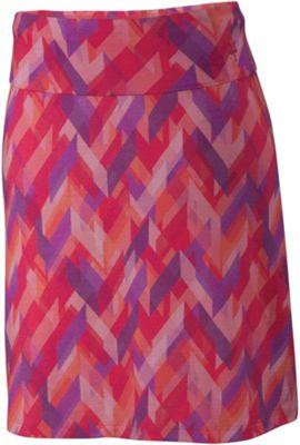 Ibex Women's Voyage Print Skirt