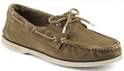 Sperry Men's A/O 2 Eye Color Wash Shoe