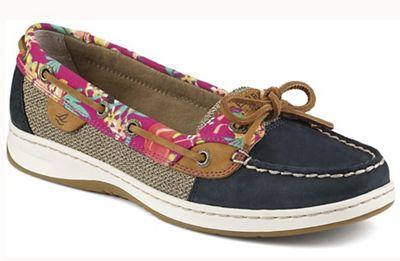 Sperry Women's Angelfish 2 Eye Flamingo Shoe