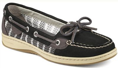 Sperry Women's Angelfish 2 Eye Breton Stripe Shoe