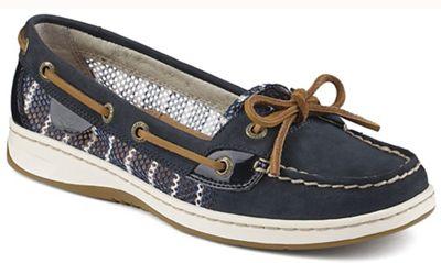 Sperry Women's Angelfish 2 Eye Breton Stripe Shoe