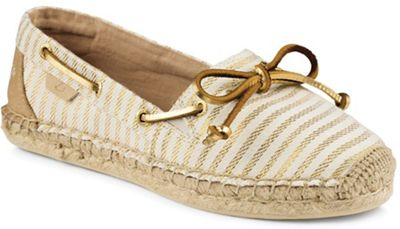 Sperry Women's Katama Marinier Stripe Shoe