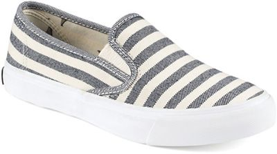 Sperry Women's Seaside Breton Stripe Shoe