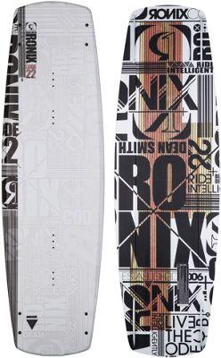 Ronix Code 22 Modello Wakeboard 135 - Men's