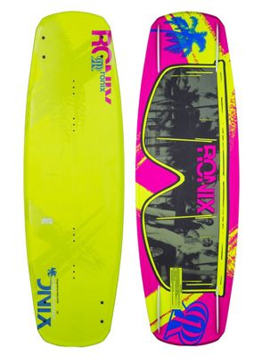 Ronix Quarter Til Midnight Atr Secret Flex Wakeboard 135 - Women's