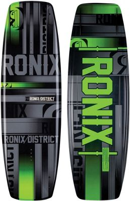 Ronix District Wakeboard 138 - Men's