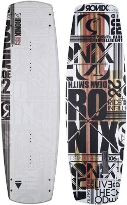 Ronix Code 22 Modello Wakeboard 139 - Men's