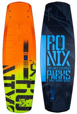 Ronix Parks Camber ATR Wakeboard 144 - Men's