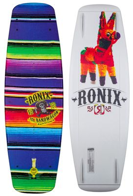 Ronix Bandwagon Camber ATR Wakeboard - Men's