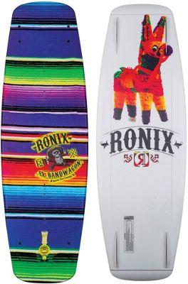 Ronix Bandwagon Camber ATR Wakeboard Standard - Men's