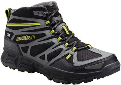 Montrail Men's Fluid Fusion Mid Outdry Boot