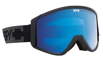 Spy Raider Goggles Black/Bronze And Persimmon Lens - Men's
