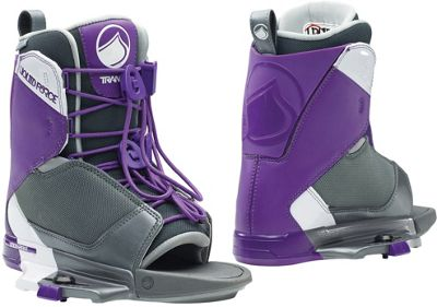 Liquid Force Transit Wakeboard Bindings - Women's