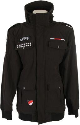 Neff Warplanes Softshell Snowboard Jacket - Men's