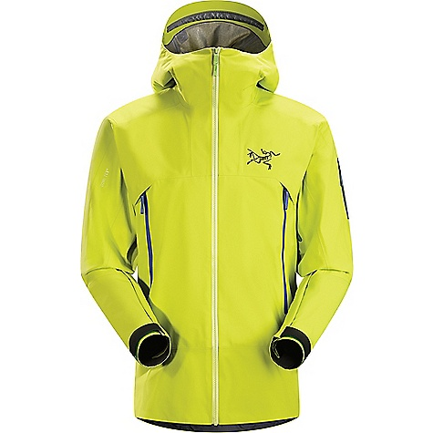 Arcteryx Men's Sabre Jacket Venom