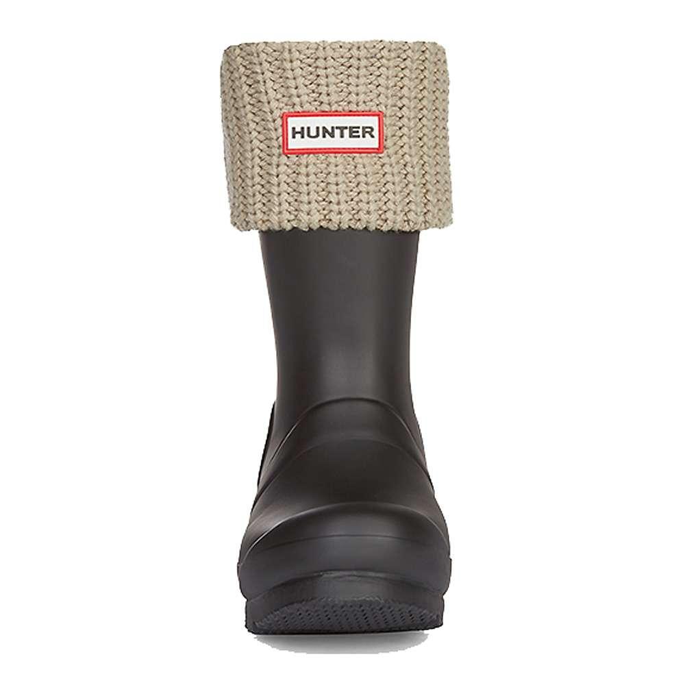 Hunter Half Cardigan Boot Socks Mushroom 112