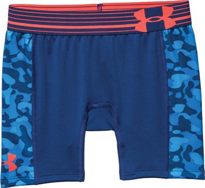 Under Armour Girls' Alpha 5 Inch Printed Short