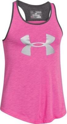 Under Armour Girls' Branded Tank
