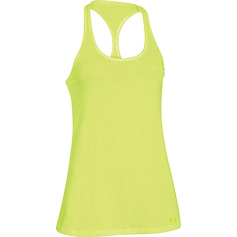 Under Armour Women's Charged Cotton Tri-Blend Ultimate Tank 2554424