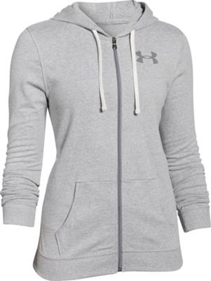 Under Armour Women's Charged Cotton Triblend Full Zip Hoody