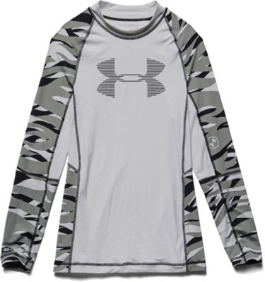 Under Armour Men's EX - Helios LS Rashguard