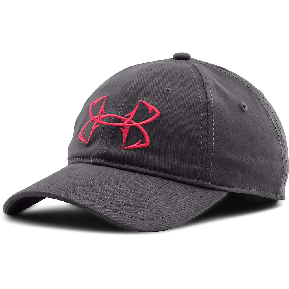 Under armour women 39 s ua fish hook cap for Under armour fish hook hat