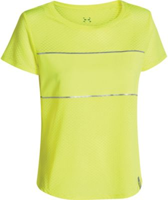 Under Armour Women's Fly Fast Mesh SS Top
