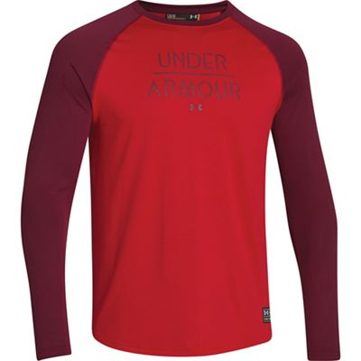 Under Armour Men's Halen LS Rashguard