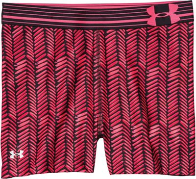 Under Armour Women's Heatgear Alpha Compression Printed Shorty