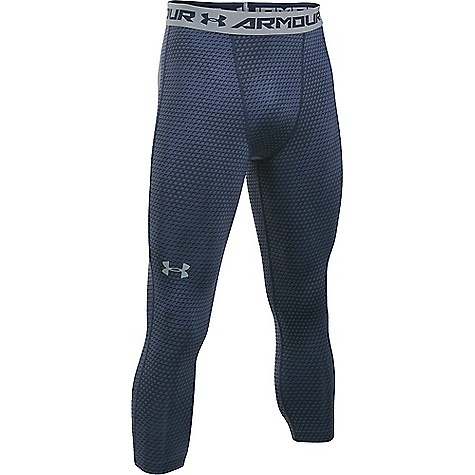Under Armour Men's HeatGear Armour 3/4 Printed Legging 1258903