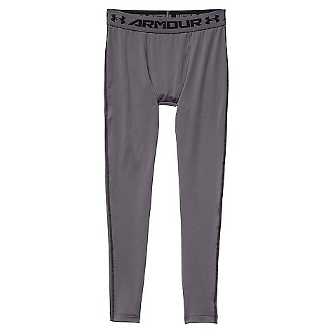 Under Armour Men's HeatGear Armour Compression Legging Graphite / Black