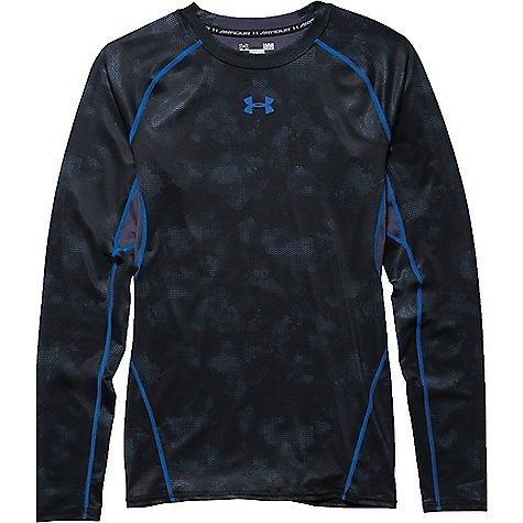 Under Armour Men's HeatGear Armour Compression Printed LS Tee 2764758