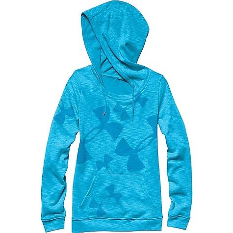 Under Armour Women's Kaleidalogo Pullover Hoody 2552733