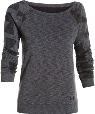 Under Armour Women's Kaleidalogo LS Pullover