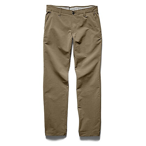 Under Armour Men's Matchplay Tapered Pant Canvas / True Gray Heather / Canvas