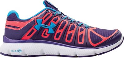 Under Armour Girls' Micro G Pulse II Grit Shoe
