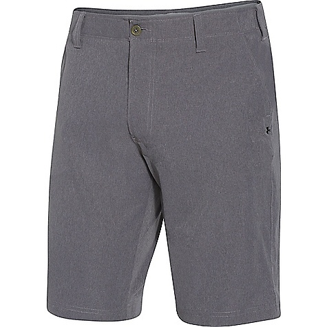 Under Armour Men's Punch Shot Short Graphite / True Gray Heather / Black
