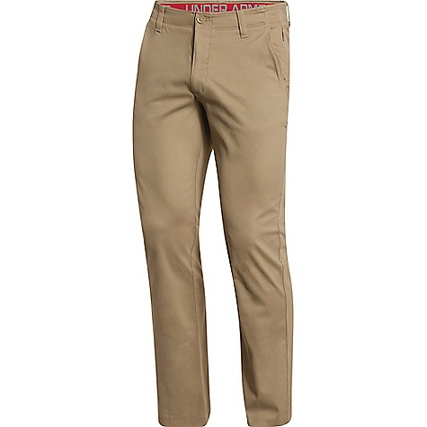Under Armour Men's Performance Chino Straight Pant Canvas / Canvas