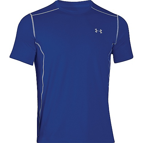 Under Armour Men's UA Raid SS Tee Royal / Royal / Steel