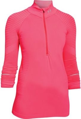 Under Armour Women's Run Seamless 1/2 Zip