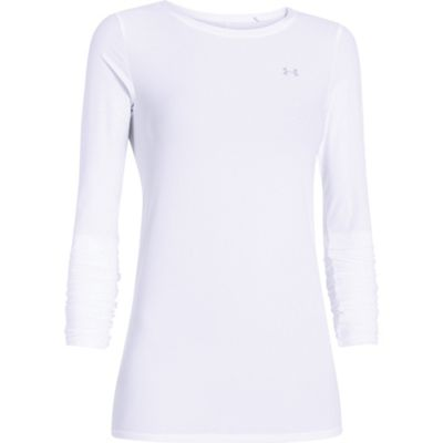 Under Armour Women's Sunblock 30 LS Top
