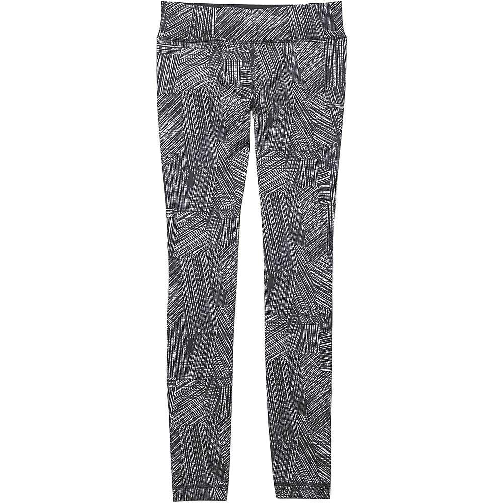 Under Armour Women's Studio Printed Legging - Small - 007 Black / Black / Metallic Silver