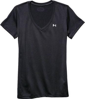 Under Armour Women's Tech V Neck SS Top