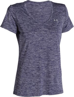 Under Armour Women's Twist Tech V Neck Tee