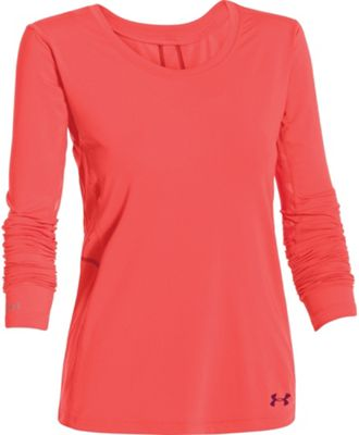 Under Armour Women's UA ArmourVent Moxey LS Top